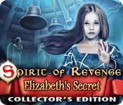 Feature screenshot game Spirit of Revenge: Elizabeth's Secret Collector's Edition