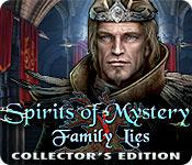 Feature screenshot game Spirits of Mystery: Family Lies Collector's Edition