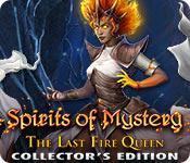 Feature screenshot game Spirits of Mystery: The Last Fire Queen Collector's Edition