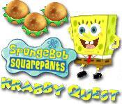 SpongeBob SquarePants Krabby Quest game play