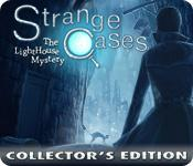 Feature screenshot game Strange Cases: The Lighthouse Mystery Collector's Edition