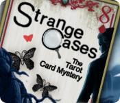 Feature screenshot game Strange Cases: The Tarot Card Mystery