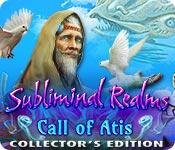 Feature screenshot game Subliminal Realms: Call of Atis Collector's Edition