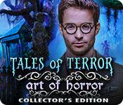 Feature screenshot game Tales of Terror: Art of Horror Collector's Edition