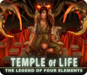 Feature screenshot game Temple of Life: The Legend of Four Elements