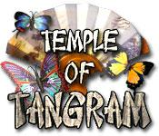 Temple of Tangram game play