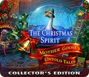 Feature screenshot game The Christmas Spirit: Mother Goose's Untold Tales Collector's Edition