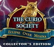 Feature screenshot game The Curio Society: Eclipse Over Mesina Collector's Edition