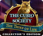 Feature screenshot game The Curio Society: The Thief of Life Collector's Edition