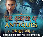 Feature screenshot game The Keeper of Antiques: The Last Will Collector's Edition
