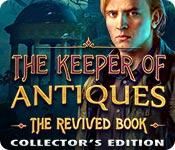 Feature screenshot game The Keeper of Antiques: The Revived Book Collector's Edition