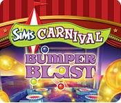 The Sims Carnival BumperBlast game play