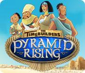 Feature screenshot game The Timebuilders: Pyramid Rising