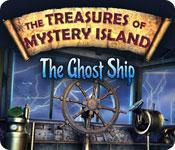 The Treasures of Mystery Island: The Ghost Ship game play
