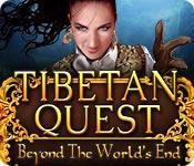 Feature screenshot game Tibetan Quest: Beyond the World's End