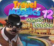 Feature screenshot game Travel Mosaics 12:  Majestic London