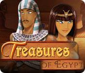 Feature screenshot game Treasures of Egypt