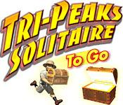 Tri-Peaks Solitaire To Go game play