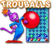 Trouballs game play