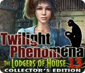 Feature screenshot game Twilight Phenomena: The Lodgers of House 13 Collector's Edition