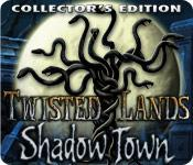 Feature screenshot game Twisted Lands: Shadow Town Collector's Edition