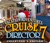 Feature screenshot game Vacation Adventures: Cruise Director 7 Collector's Edition