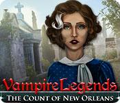 Vampire Legends: The Count of New Orleans game play