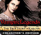 Feature screenshot game Vampire Legends: The True Story of Kisilova Collector's Edition