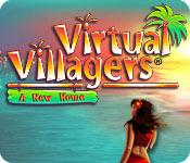 Virtual Villagers: A New Home game play