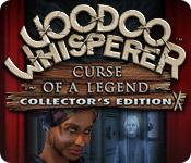 Feature screenshot game Voodoo Whisperer: Curse of a Legend Collector's Edition