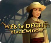 Feature screenshot game Web of Deceit: Black Widow