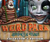 Feature screenshot game Weird Park: Broken Tune Collector's Edition