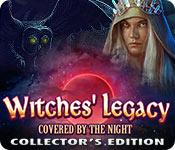 Feature screenshot game Witches' Legacy: Covered by the Night Collector's Edition