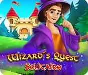 Feature screenshot game Wizard's Quest Solitaire