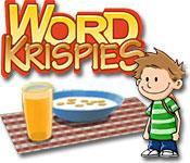 Word Krispies game play