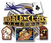 Feature screenshot game World Class Solitaire