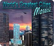 Feature screenshot game World's Greatest Cities Mosaics 2
