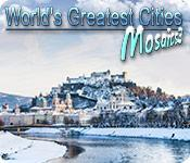 Feature screenshot game World's Greatest Cities Mosaics 3