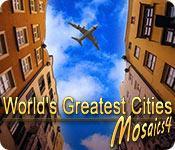 Feature screenshot game World's Greatest Cities Mosaics 4