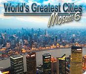 Feature screenshot game World's Greatest Cities Mosaics 6