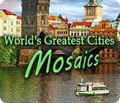 Feature screenshot game World's Greatest Cities Mosaics