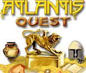 Función de captura de pantalla del juego Atlantis Quest