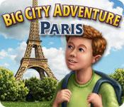 Función de captura de pantalla del juego Big City Adventure: Paris