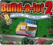 Función de captura de pantalla del juego Build-a-lot 2: Town of the Year