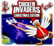 Chicken Invaders 2 Christmas Edition game play