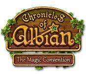 Función de captura de pantalla del juego Chronicles of Albian: The Magic Convention