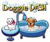 Función de captura de pantalla del juego Doggie Dash