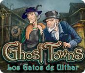 Función de captura de pantalla del juego Ghost Towns: Los gatos de Ulthar