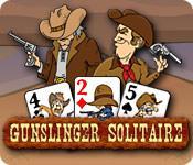 Función de captura de pantalla del juego Gunslinger Solitaire