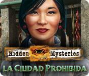 Función de captura de pantalla del juego Hidden Mysteries: la Ciudad Prohibida